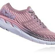 Women's Hoka Clifton 5 Knit Running Shoes