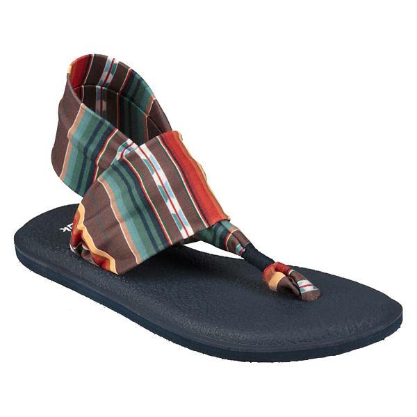 13c8cd8bf767 Women s Sanuk Yoga Sling 2 Prints Sandals