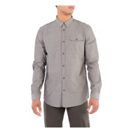 Men's Ben Sherman Chambray Tulip Long Sleeve Shirt