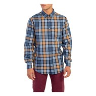 Men's Ben Sherman Placed End On End Long Sleeve Shirt