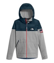 Youth Boys' The North Face Ic Full Zip Hoodie
