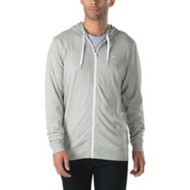 Men's Vans Core Basics Knit Zip Hoodie
