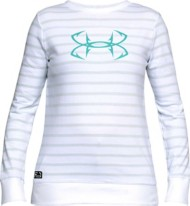 Women's Under Armour Threadborne Shoreline Crew