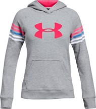 Youth Girls' Under Armour Favorite Terry Hoodie