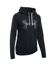 Women's Under Armour Favorite Fleece Metallic Hoodie