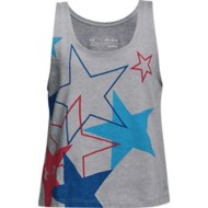 Youth Girls' Under Armour Americana Stars Tank