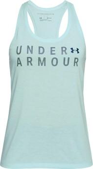 Women's Under Armour Threadborne Train Graphic Twist Tank