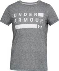 Women's Under Armour Threadborne Graphic Twist T-Shirt