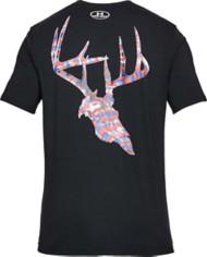 Men's Under Armour Armour Fleece Whitetail Skull T-Shirt