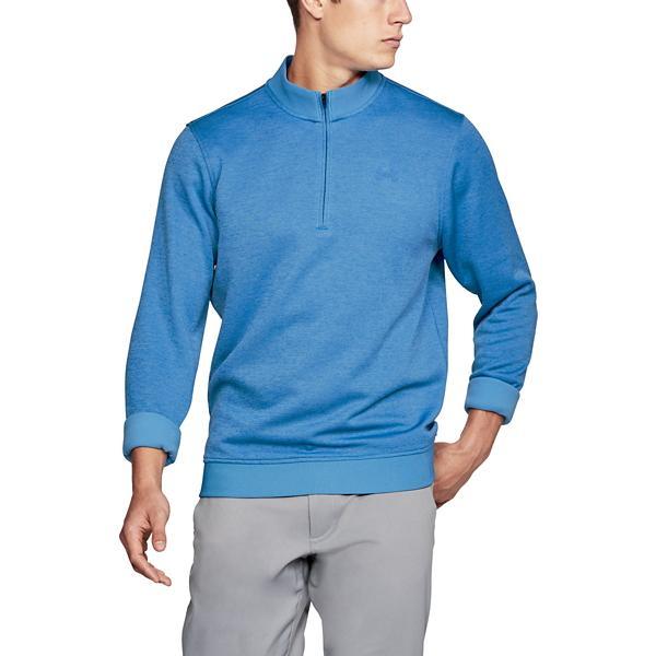 9ce7425c48f4 Men's Under Armour Storm SweaterFleece 1/4 Zip Long Sleeve Shirt