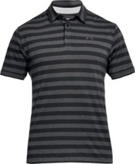 Men's Under Armour Charged Cotton Scramble Stripe Polo
