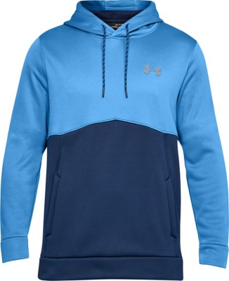 Men's Under Armour Armour Fleece Icon Solid Pullover Hoodie