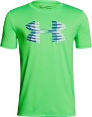 Youth Boys' Under Armour Tech Big Logo Solid T-Shirt
