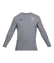 Men's Under Armour USA Patriot Long Sleeve Shirt