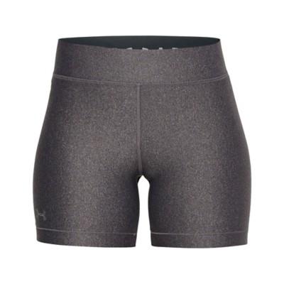 Under Armour UA HeatGear Compression Shorty Damen Tights Shorts Trainingsshorts