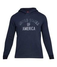 Men's Under Armour USA Fleece Hoodie
