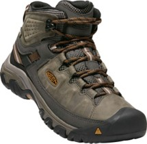 Men's KEEN TARGHEE III MID Waterproof WIDE Boot
