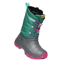 Grade School Girls' KEEN Lumi Boot Waterproof Winter Boots