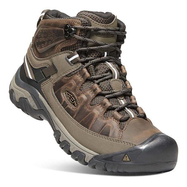 0dee010342a Men's KEEN Targhee III Mid Waterproof Boots