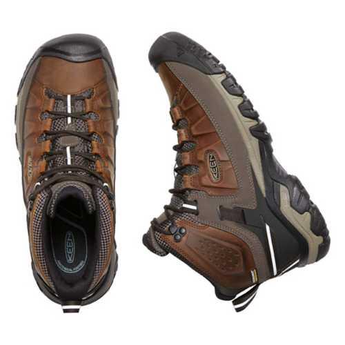Men's KEEN Targhee III Mid Waterproof Hiking Boots