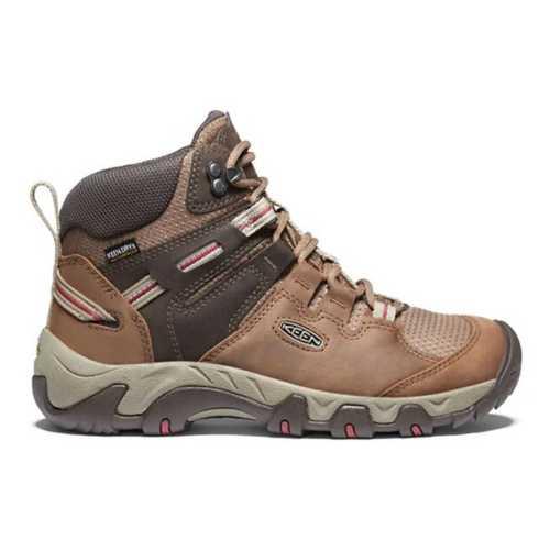Women's KEEN Steens Mid Waterproof Hiking Boots