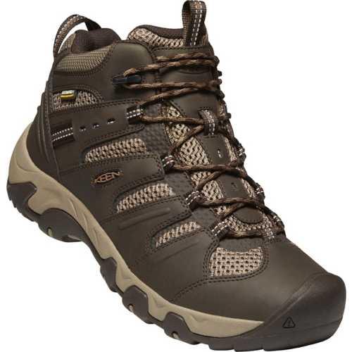 Men's KEEN Koven Mid Waterproof Hiking Boots