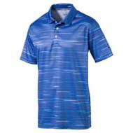 Men's Puma PWRCool Road Map Golf Polo