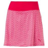 Women's Puma PWRSHAPE Polka Dot Knit Golf Skirt