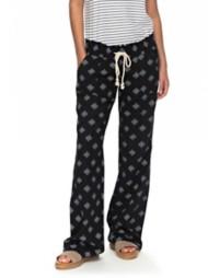Women's Roxy Oceanside Pant Printed Pant