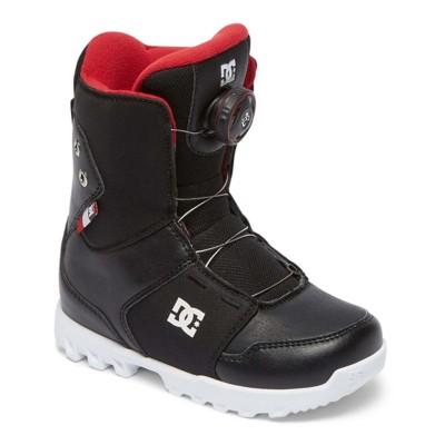 Grade School Boy's DC Shoes Scout BOA Snowboard Boot