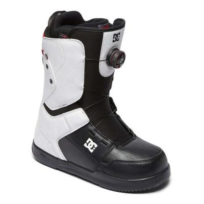 Men's DC Shoes Scout BOA Snowboard Boot