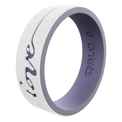 Women's Strata Love Silicone Ring