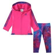 Infant Girls' adidas Colors Ignite Set