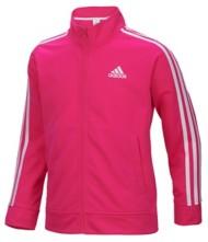 Youth Girls' adidas Track Jacket