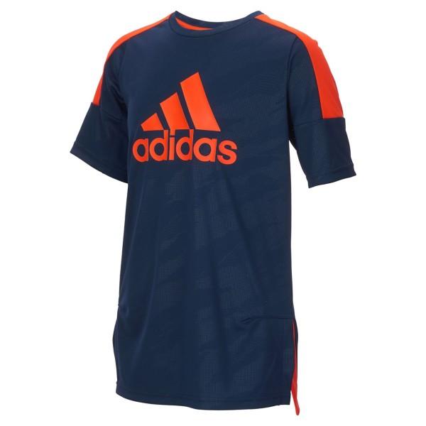Collegiate Navy/Bold Orange
