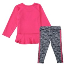Infant Girls' adidas Spacedye Tight Set