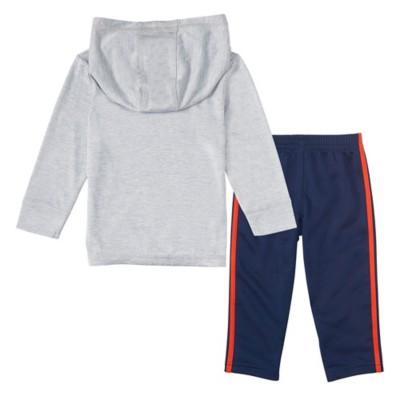 Infant Boys' adidas Melange Hoodie Set