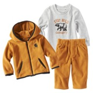 Infant Boy's Carhartt 3 Piece Jacket and Gift Set