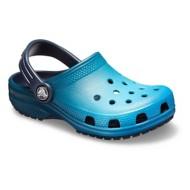 Preschool Crocs Classsic Ombre print Clogs