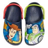 Toddler Crocs Buzz & Woody Clogs
