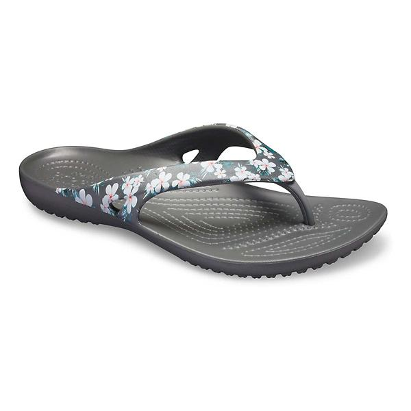 b12497946167 ... Women s Crocs Kadee II Seasonal Graphic Flip Flop Sandals Tap to Zoom   Tropical Floral Tap to Zoom  Tropical Melon