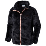 Youth Girls Columbia  Fluffy Fleece™ Full Zip