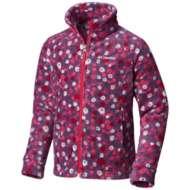 Grade School Girls' Columbia Benton Springs II Printed Fleece Jacket