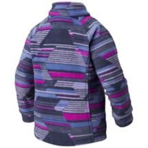 Toddler Girls' Columbia Benton Springs II Printed Fleece Jacket