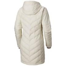 Women's Columbia Plus Size Heavenly™ Long Hooded Jacket
