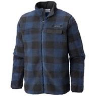 Men's Columbia Mountain Side Heavyweight Fleece Full Zip Jacket