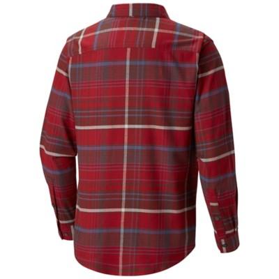 Men's Columbia Cornell Woods™ Flannel Long Sleeve Shirt