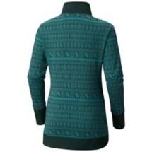 Women's Columbia Plus Size Holly Peak™ Jacquard Long Sleeved Shirt