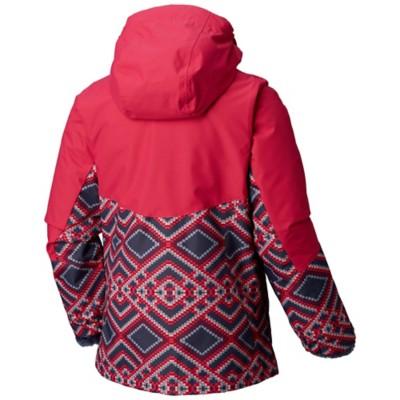 Youth Girls Columbia  Bugaboo™ II Fleece Interchange Jacket