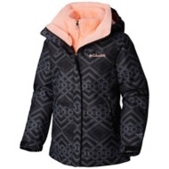 Youth Girls Columbia  Bugaboo™ II Fleece Interchange Jacket